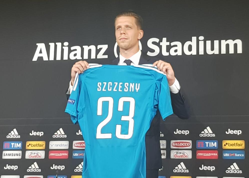 官方:尤文图斯正式签下阿森纳门将什琴斯尼