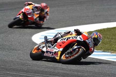 [MotoGP]马奎斯:新车架不会有太大的差别