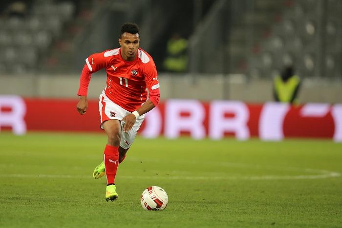 奥地利媒体:柏林赫塔接近签下萨尔茨堡边锋拉扎罗