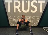 麦基晒照片:信任和牺牲