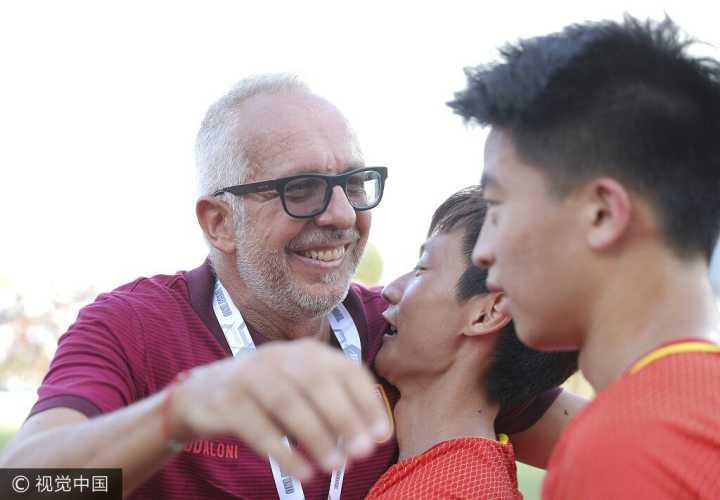 马达洛尼:胜利献给球迷,中国足球并没那么不堪
