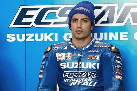 [MotoGP]铃木车队Lannone:在争冠上,我付出了全部