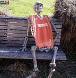 TNT晒图:火箭球迷就像这样等待安东尼的到来