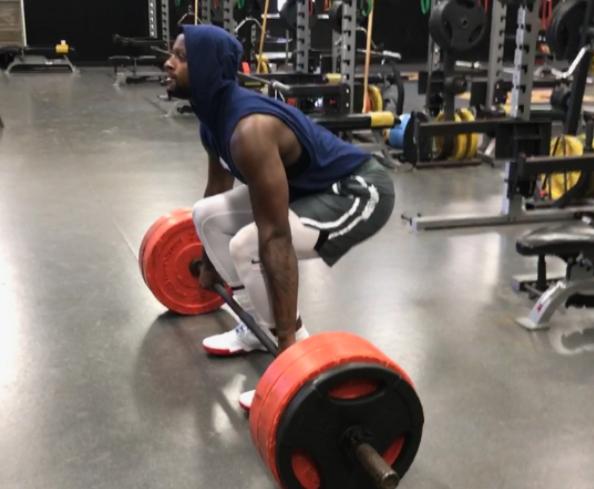 CJ-邁爾斯:努力訓練就是我的日常工作