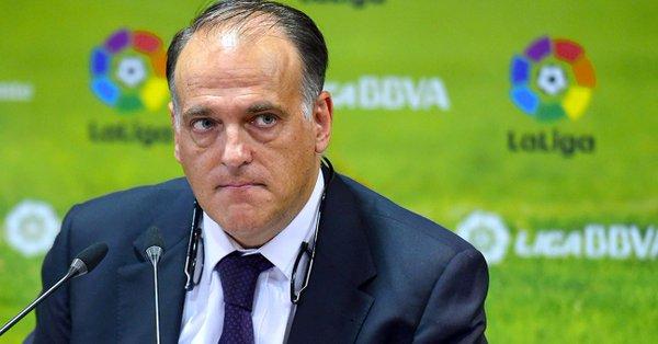 西甲主席:比起失去内马尔,我更担心失去梅西C罗
