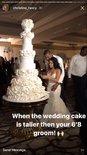 火箭忠实女粉丝发布阿里扎婚礼现场照片