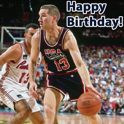 美國籃球官方祝福克裡斯-穆林生日快樂