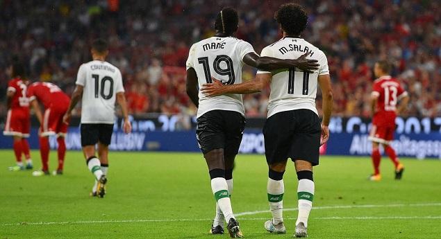 马内萨拉赫斯图里奇建功,利物浦3-0完胜拜仁晋级决赛