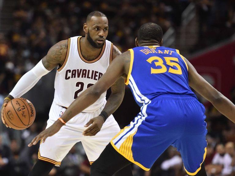 NBA公布圣诞大战赛程:骑士勇士、火箭雷霆