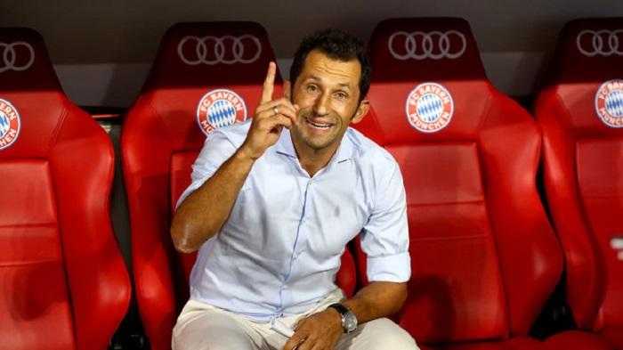 萨利哈米季奇谈小登贝莱罢训:拜仁的球员可做不出这事