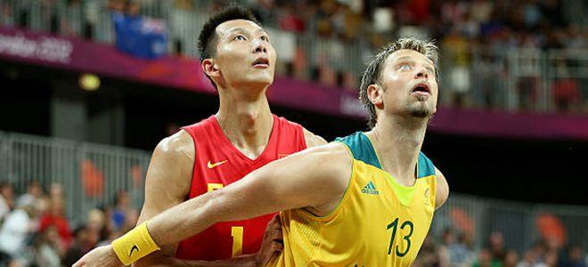 澳大利亚内线大卫-安德森因肩伤退出亚洲杯比赛