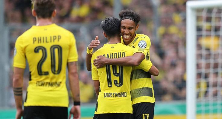 德国杯首轮大胜!沙欣:多特蒙德完成了必要的目标