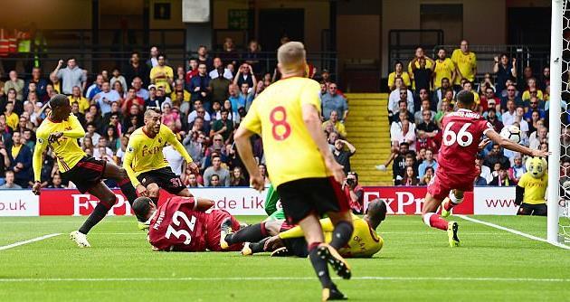 卡拉格:一个范戴克无法令利物浦防守彻底提升