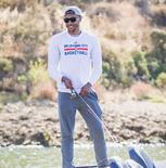 休斯蒂斯:昨天在乔治钓鱼赛上度过了很棒的时光