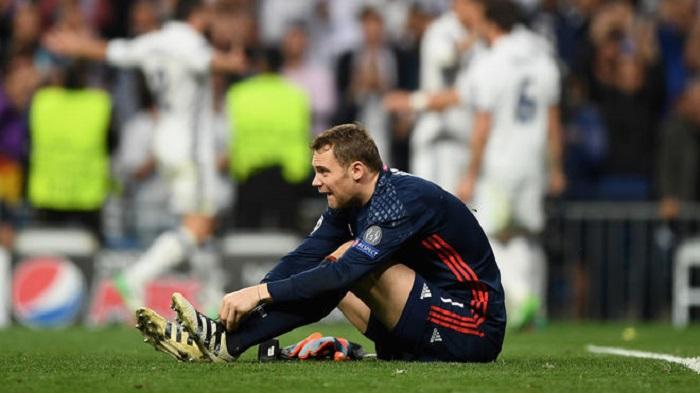 安切洛蒂:德甲首轮比赛不会冒险派诺伊尔出场