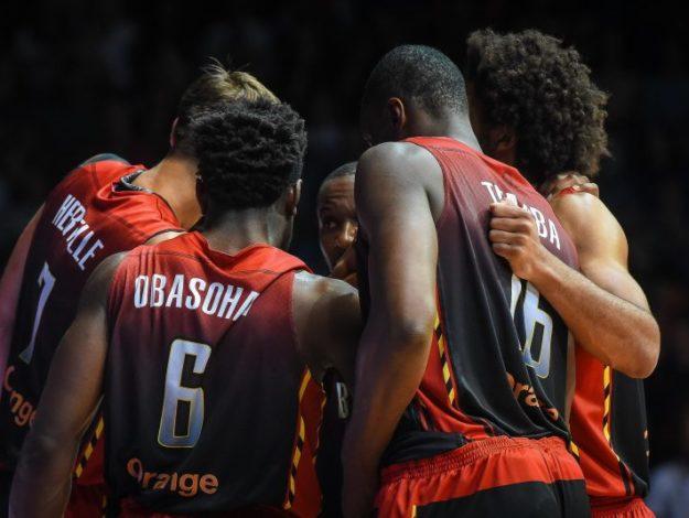 比利時男籃國傢隊公佈歐錦賽12人大名單