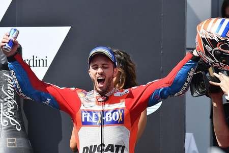 MotoGP奥地利站:让一追二,多维华丽取胜