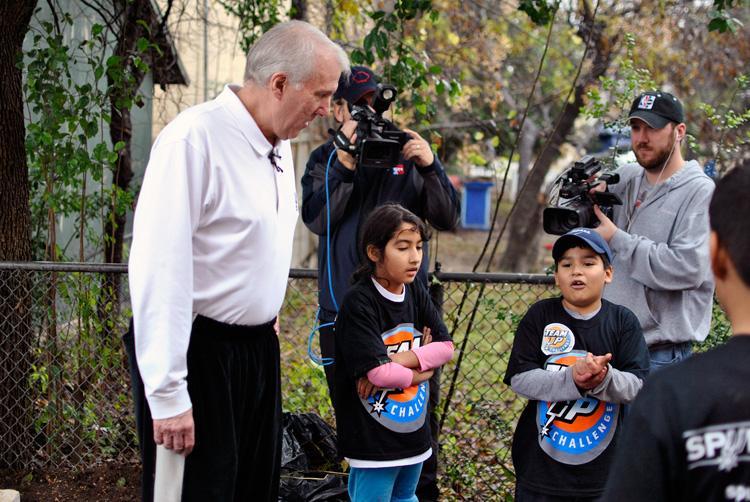 馬刺社區活動將提供25萬美元的活動獎金