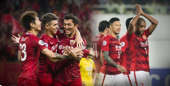 上港恒大球迷谈亚冠中国德比:想签对方的张琳�M和艾哈