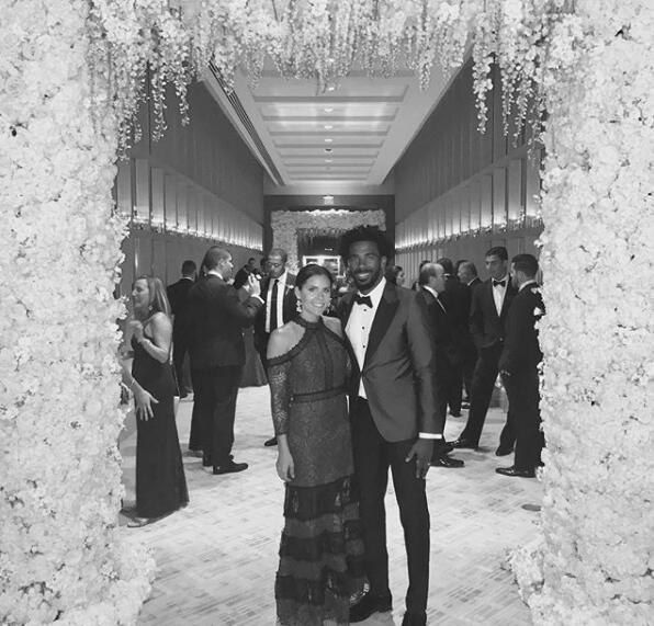 康利妻子祝賀傑夫-格林大婚:昨晚非常開心