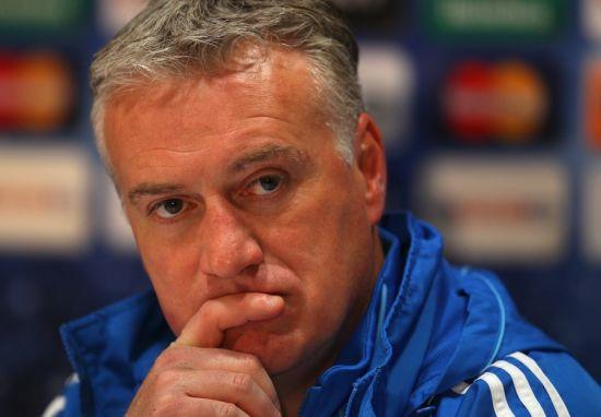 德尚谈登贝莱落选:我不会招15天没有训练的球员