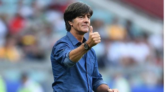 勒夫:目标是世界杯冠军,德国队的队内竞争非常激烈