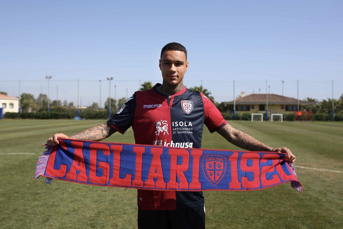 官方:卡利亚里签下荷兰右后卫范德维尔