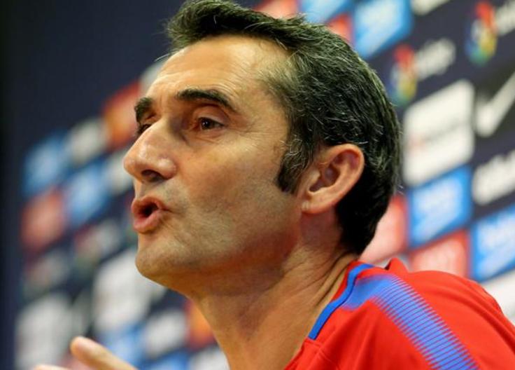 巴尔韦德:梅西可能继续踢伪九号,希望球队继续引援