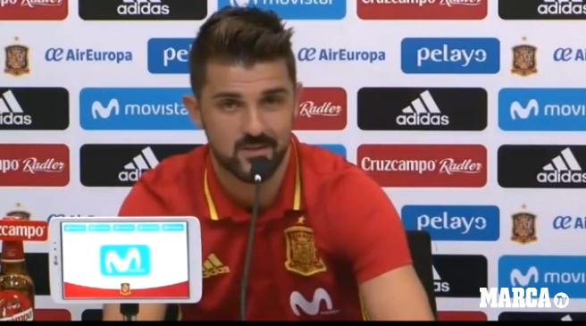 比利亚:看看西班牙的阵容,我们可以重现辉煌