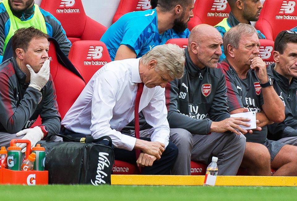 希勒专栏:阿森纳陷入危机,利物浦值得称赞