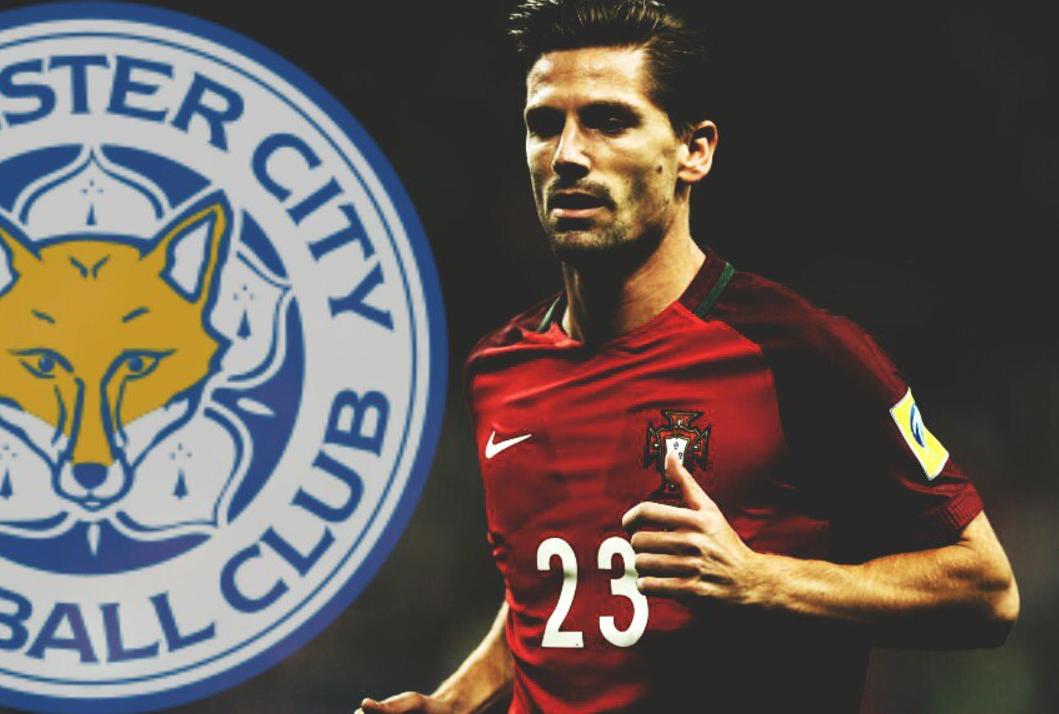 官方:莱斯特城签下葡萄牙国脚阿德里恩-席尔瓦