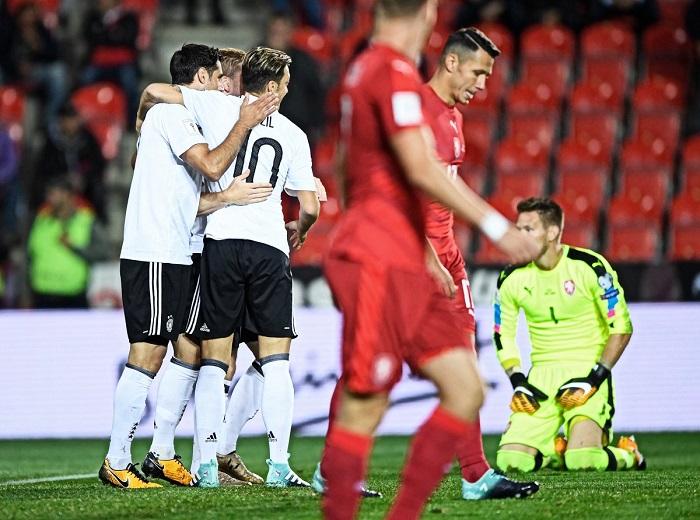 强势!德国队最近30场世预赛保持不败