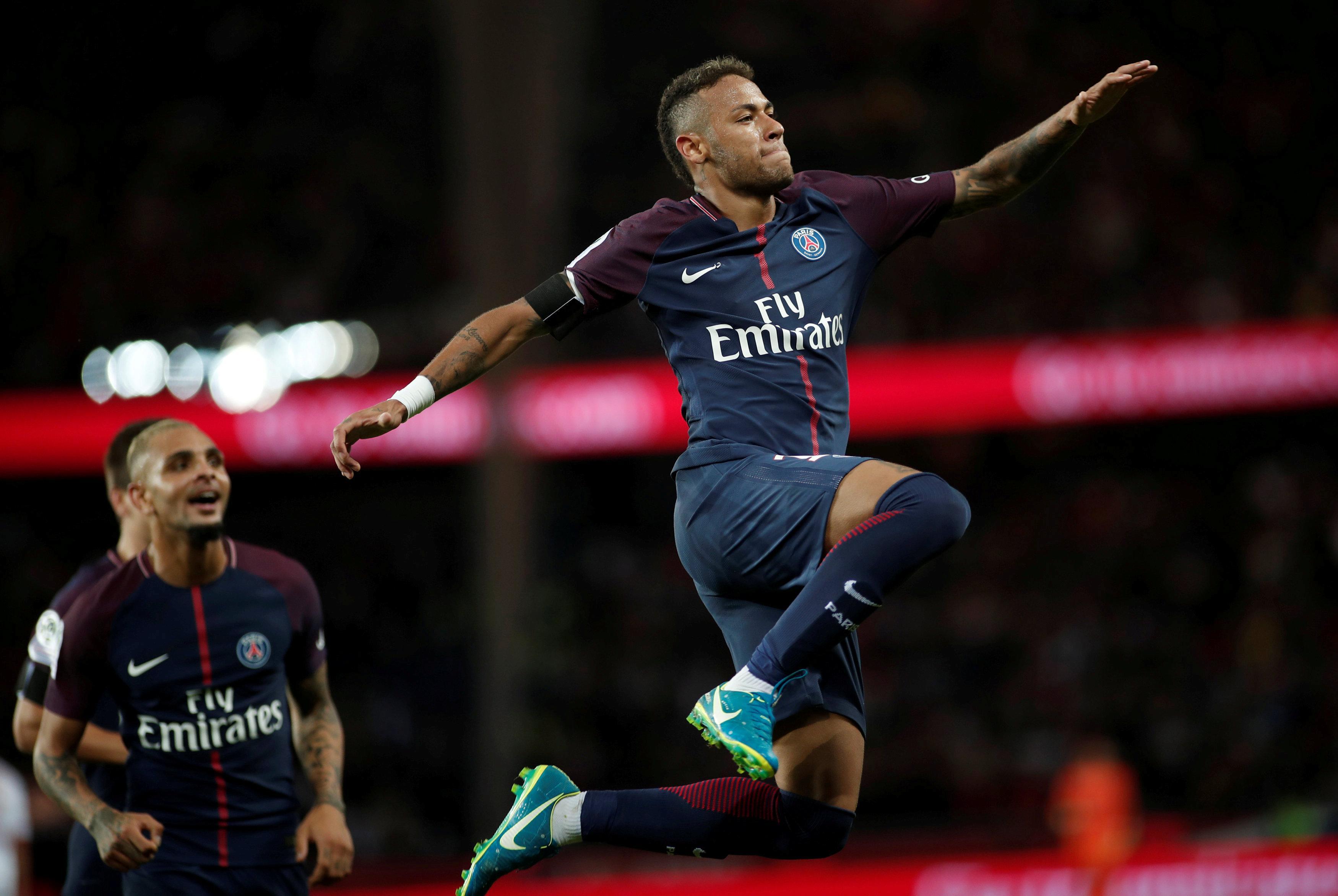 姆巴佩:和内马尔一起踢球简直美妙,盼帮助巴黎夺得欧冠