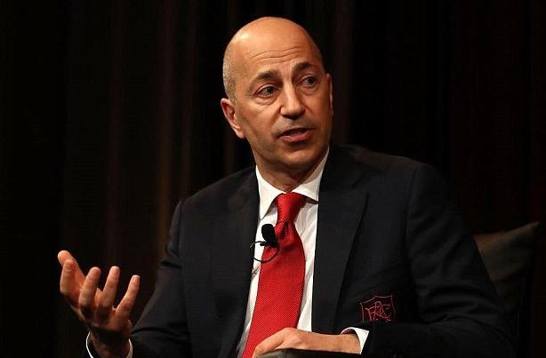 阿森纳、热刺CEO位列英超俱乐部总监薪水排行榜前四