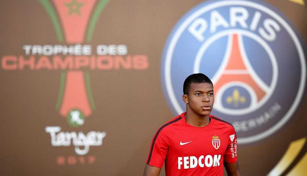 姆巴佩:加盟巴黎是完美转会,上场时间很重要