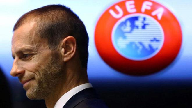 """没这事儿?欧足联否认主席""""必须把巴黎赶出欧洲""""言论"""