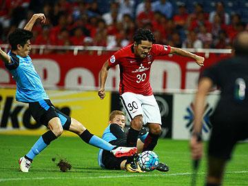 亚冠:高木俊幸建功,浦和总比分5-4逆转川崎将战上港