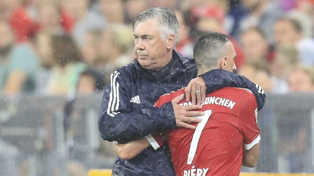 安帅:已和里贝里解释过,比赛后我也很生气