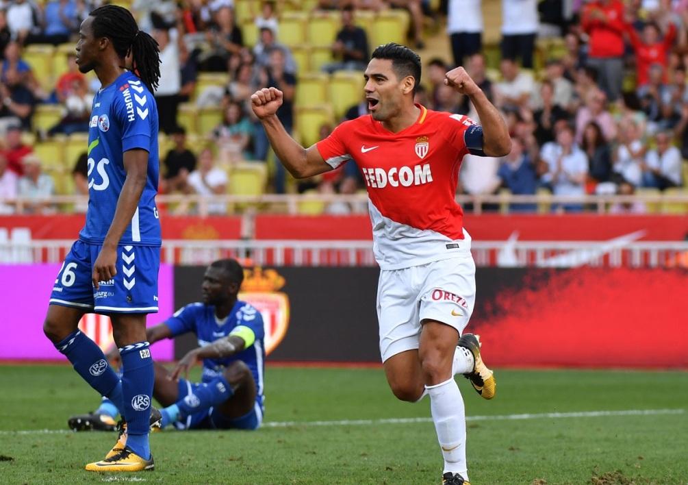 力压内马尔,法尔考当选为法甲联赛8月最佳球员
