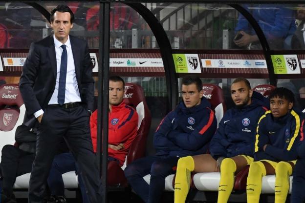 队报:若率队进入欧冠四强,巴黎将自动与埃梅里续约