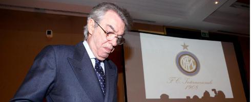 莫拉蒂:国际米兰并没有因为电话门事件获益