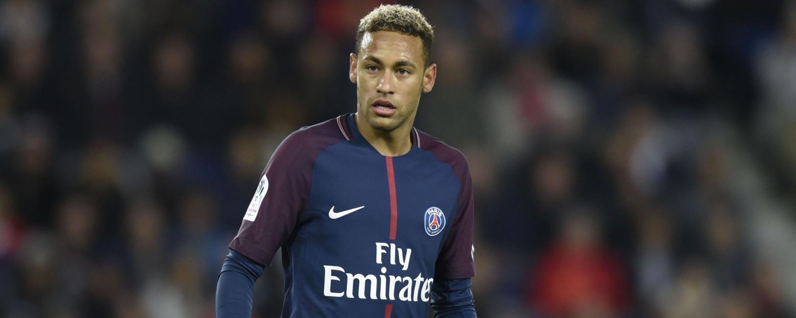 巴黎联赛大名单:内马尔、迪马利亚因伤落选