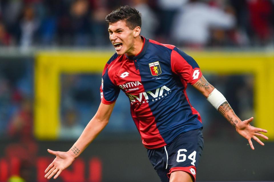 热那亚主席:米兰和3家英超球队有意P-佩莱格里尼
