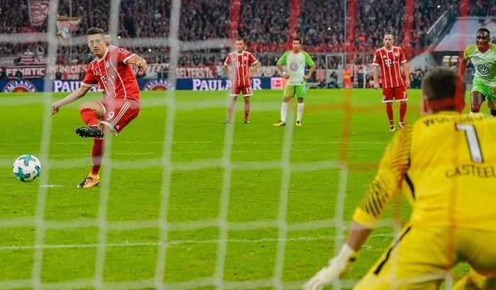 萨默尔:拜仁的点球是明显的误判