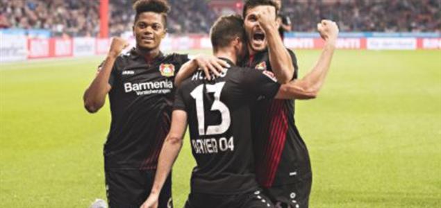 德甲:新援闪光药厂轻取汉堡,科隆闷平汉诺威获赛季首分