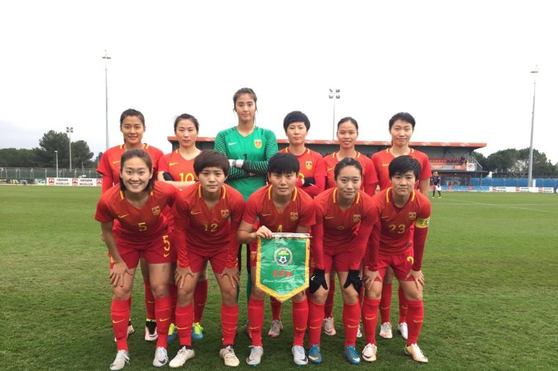 女足备战东亚杯集训名单:王霜、赵丽娜领衔