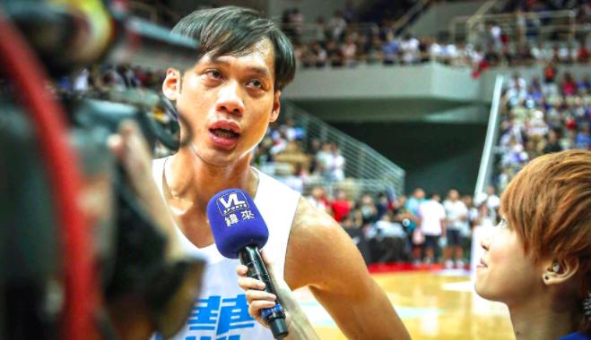 台北篮协考虑在世界杯预选赛期间再度征召林志杰