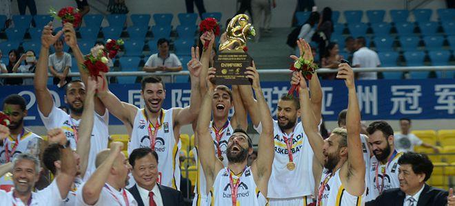 阿尔利雅得队主帅:获亚洲冠军是值得自豪的事情