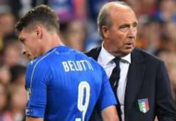 意大利足协主席:贝洛蒂受伤不会影响意大利取胜