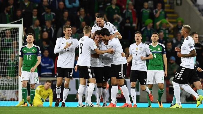 世预赛9战全胜,德国足协主席:德国队的前景非常光明